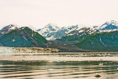 Glacier Bay National Park and Mount Fairweather 6: Journey into Alaska