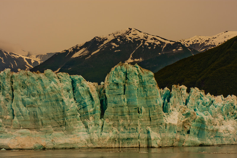Glacier Bay National Park and Mount Fairweather 16: Journey into Alaska