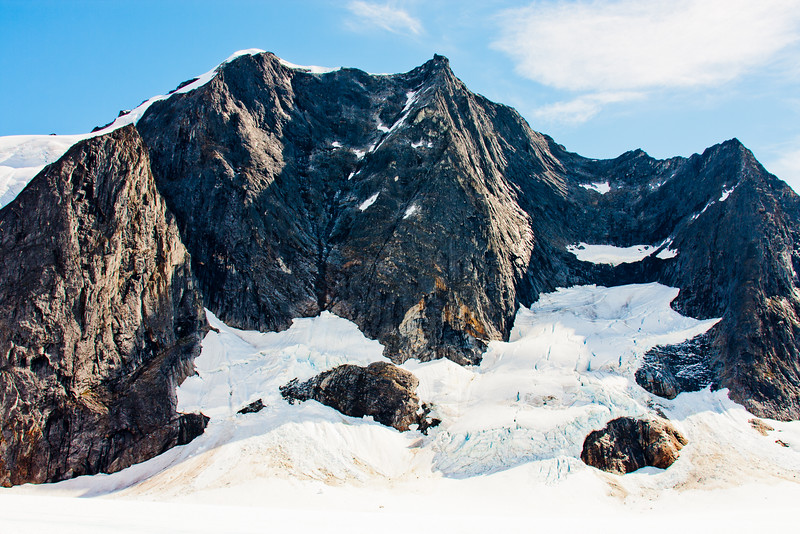 On the McKinley Glacier in Denali National Park 5: Journey into Alaska