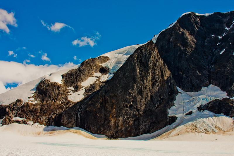 On the McKinley Glacier in Denali National Park 3: Journey into Alaska