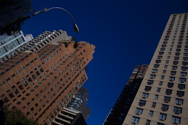 Passing through the City 8: Journey Through New York