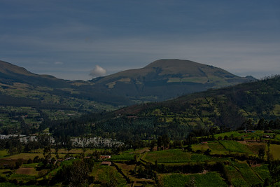 In the Country : Journey into Quito Ecuador