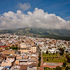 Clouds Over the Mountain: Journey into Quito Ecuador
