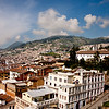 Mountains in Quito 1: Journey into Quito Ecuador