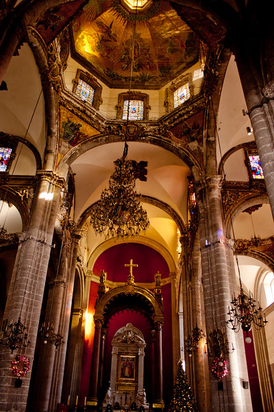 Basilica of Our Lady of Guadalupe 1: Journey into Mexico City