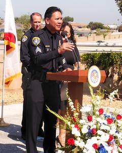 Jonathan DeGuzman Memorial Bridge Dedication