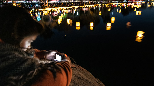1000 Lights Water Lanterns