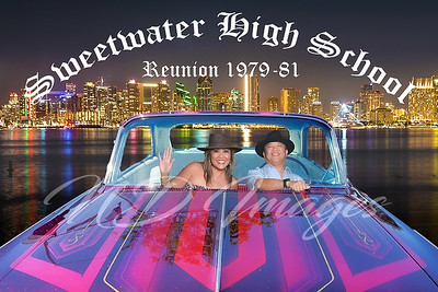 Sweetwater High School Reunion 1979-1981