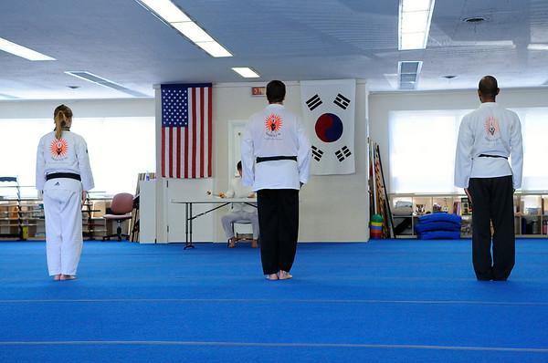 Belt test (Carrie/Jeff) - June 2008