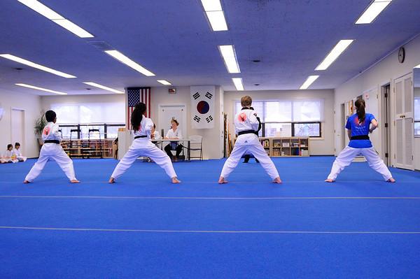 Belt test - December 2008