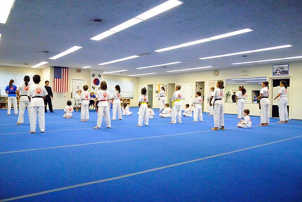 Belt test - September 2008