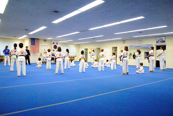 Belt test - September 2008