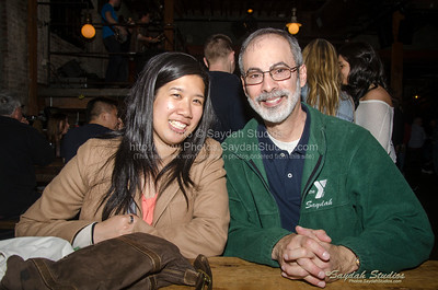 Master Swimmers at the Asbury Festhalle & Biergarten, April 16th 2016