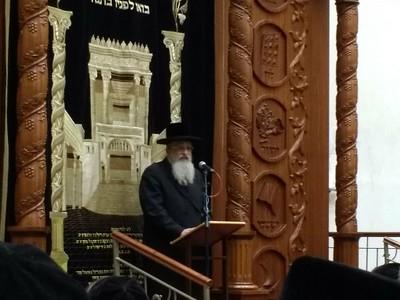 Rabbi Yaakov Meir Stern