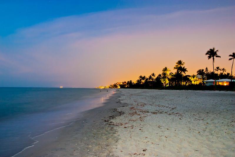 Twilight in Florida