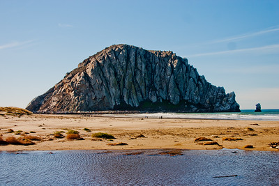 Island of Rock in Northern California