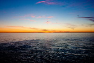 Yellow Horizon in Northern California