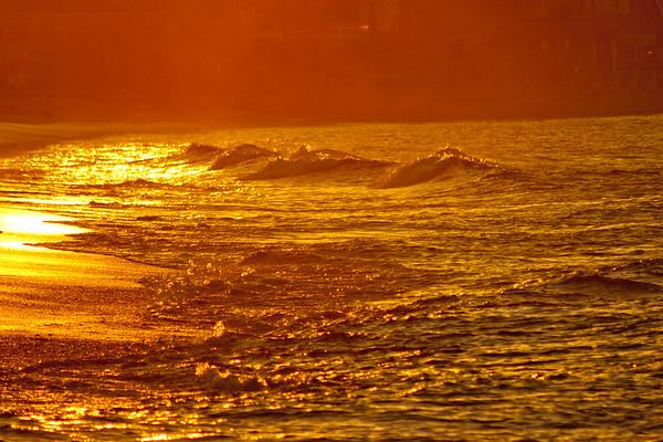 Golden Light in Mexico