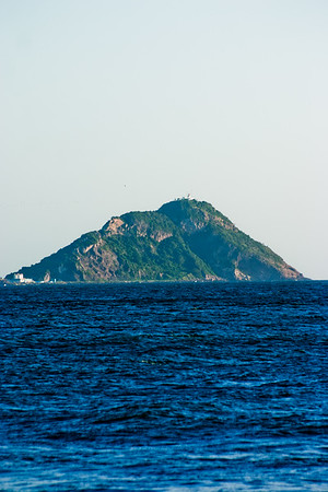 Mountain Island in Mexico