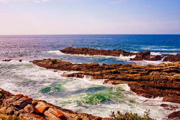 Ocean Water in South Africa