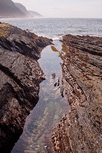Long Tide Pool in South Africa