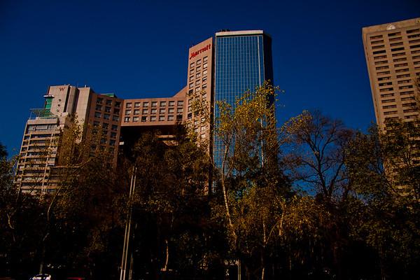Hotel in Mexico City