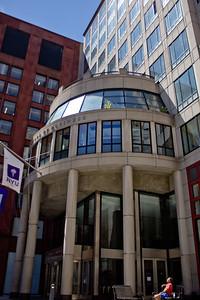 NYU in New York City