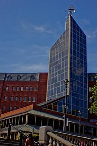 Triangle Architecture in Halifax Nova Scotia