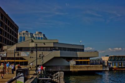 Down at the Docks in Halifax Nova Scotia