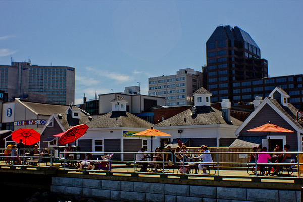 Shops at the Docks in Halifax Nova Scotia