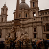 City Center in Rome Italy