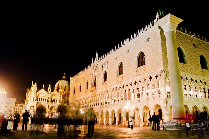 Saint Marco Square in Venice Italy