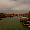 Clouds Over Head  in Venice Italy