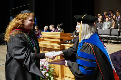 Master of Professional Communication (MPC) Hooding Ceremony - Spring 2017
