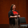Internationally renowned Mezzo-soprano Jamie Barton gives a masterclass at CCM.