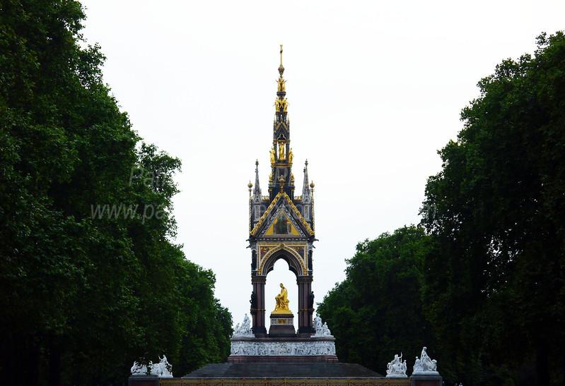 Prince Albert Memorial London