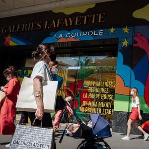 FRANCE - LIFE - ILLUSTRATION PARIS