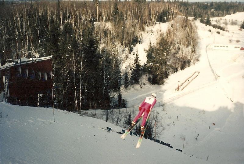 1993 Paul Johnson - Ely, MN