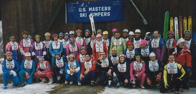 1992 US National Master's held at the St Paul Ski Club