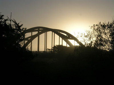 Bridge Sunset
