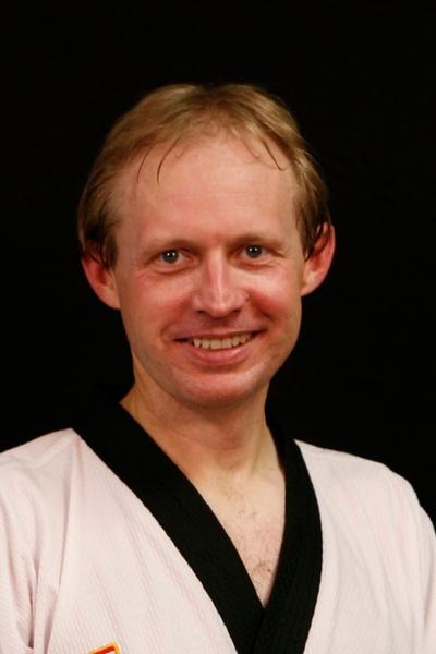 Master Robert Stankey<br /> 7th dan