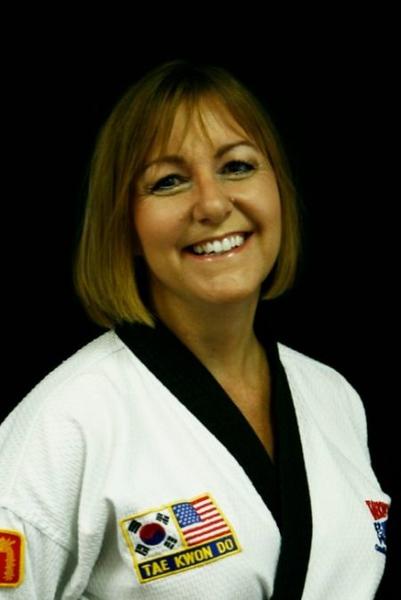Master Janice Meinhardt<br /> 6th Dan