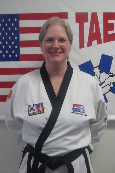 Master Terese Lewis<br /> 6th Dan