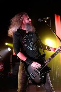 Mastodon live at Royal Oak Music Theatre on 5-16-17