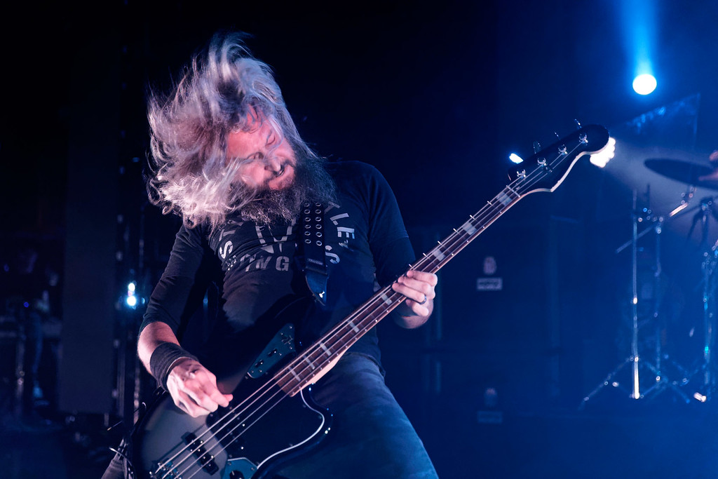 . Mastodon live at Royal Oak Music Theatre on 5-16-17