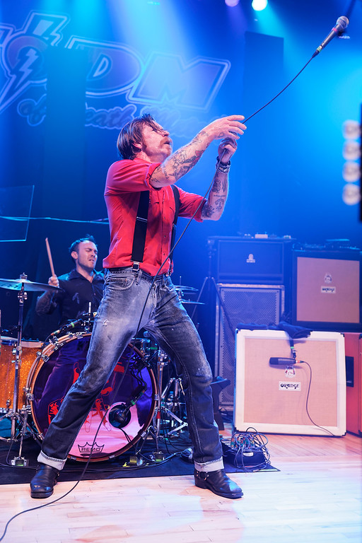 . Eagles Of Death Metal live at Royal Oak Music Theatre on 5-16-17