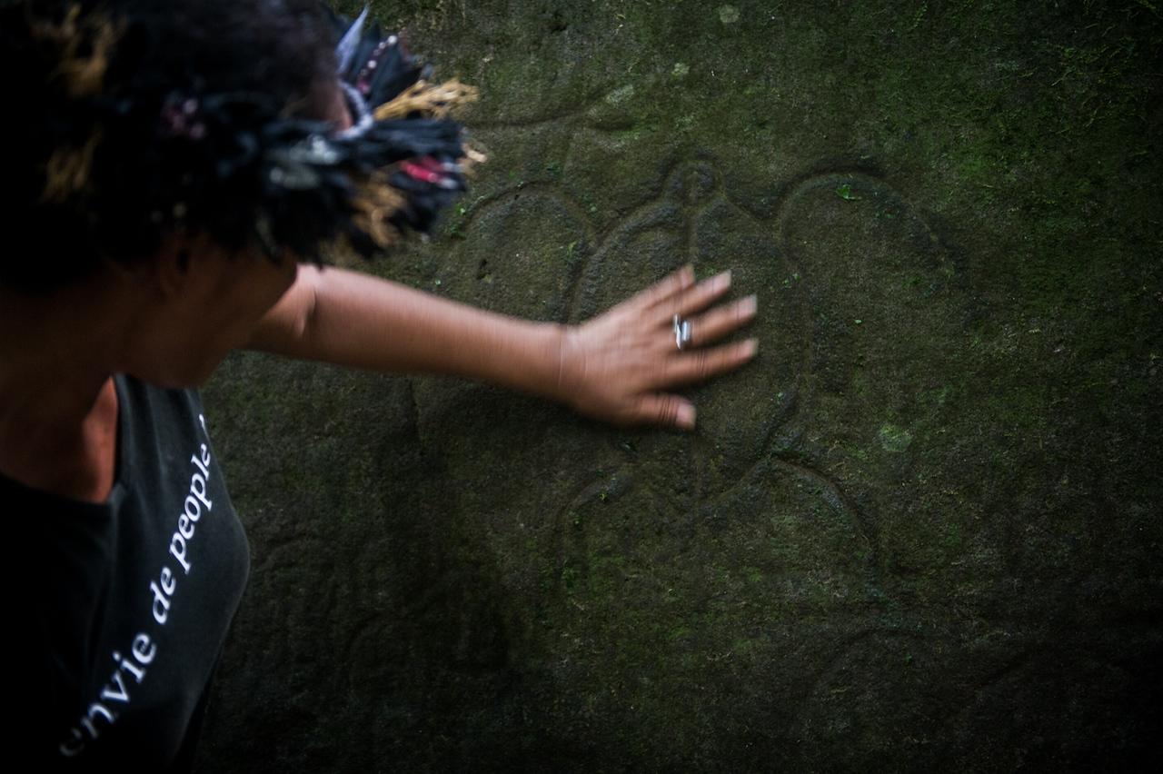 île de Nuku Hiva - Archipel des Marquises