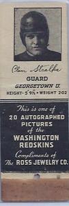 1939 Ross Jewelry Matchbooks Clem Stralka
