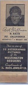 1940 Ross Jewelry Matchbooks Bob Hoffman
