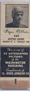 1939 Ross Jewelry Matchbooks Wayne Millner
